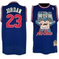 canotte basket Michael Jordan Nba All Star 1992 blu