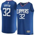 canotta Bambino basket Los Angeles Clippers Blu Blake Griffin 32 Icon Edition