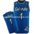 canotta orlando magic con tracy McGrady #1 soul blu