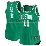 canotta Donna basket Boston Celtics Verde Kyrie Irving 11 icon edition