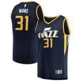 canotta Uomo basket Utah Jazz Marina Georges Niang 31 Icon Edition