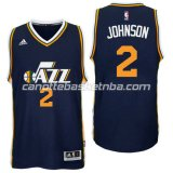 canotte basket joe johnson 2 utah jazz 2016 navy
