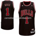 canotta derrick rose #1 chicago bulls rev30 striscia
