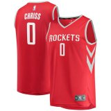 canotta Uomo basket Houston Rockets Rosso Marquese Chriss 0 Icon Edition