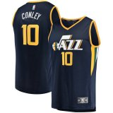 canotta Uomo basket Utah Jazz Marina Mike Conley 10 Icon Edition