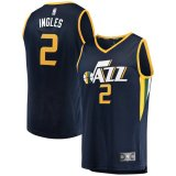 canotta Uomo basket Utah Jazz Marina Joe Ingles 2 Icon Edition