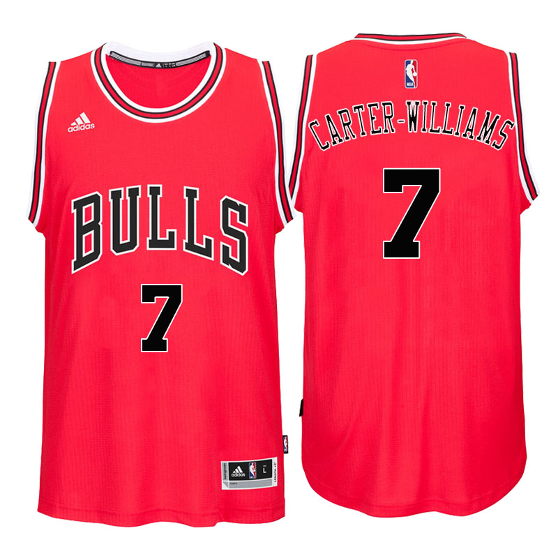 canotta Michael Carter Williams 7 chicago bulls 2016 giorno