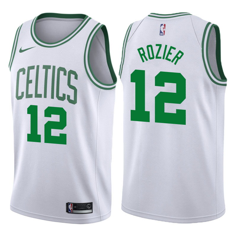 canotta NBA terry rozier 12 2017-2018 boston celtics bianca