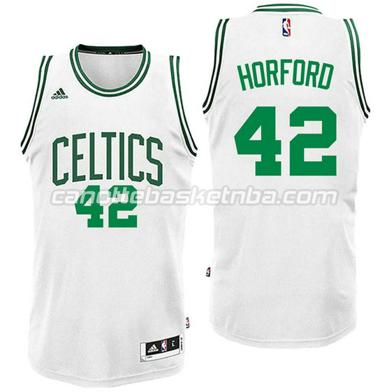 canotta al horford 42 boston celtics 2015-2016 bianca