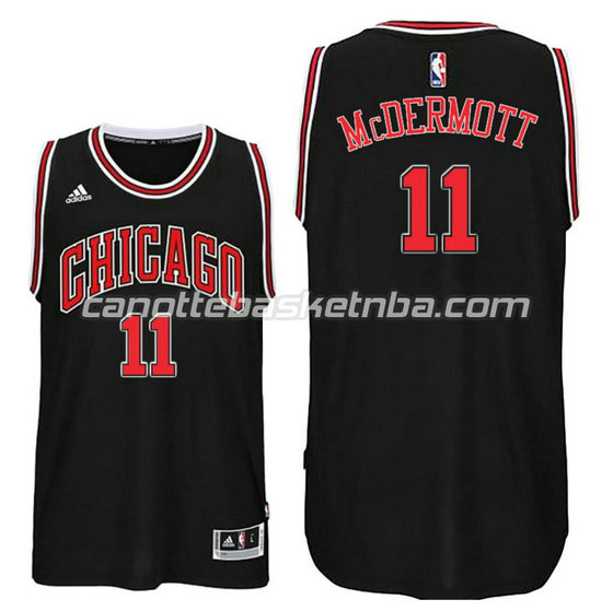 canotta doug McDermott 11 chicago bulls 2016 nero