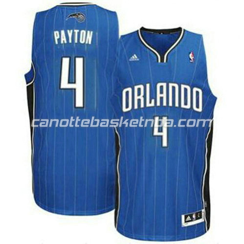 canotta elfrid payton #4 orlando magic revolution 30 blu