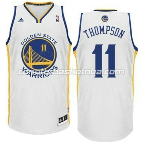 canotta golden state warriors con klay thompson #11 rev30 bianca