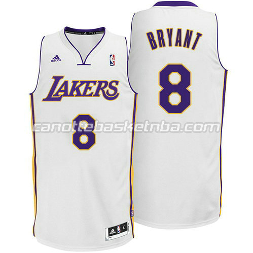 canotta kobe bryant #8 los angeles lakers revolution 30 bianca