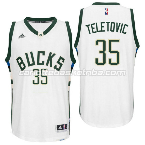 canotta mirza teletovic 35 milwaukee buck draft 2016 bianca