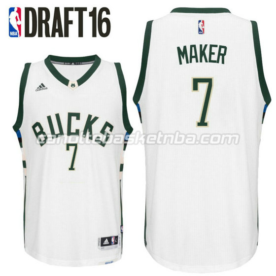 canotta milwaukee buck draft 2016 thon maker 7 bianca