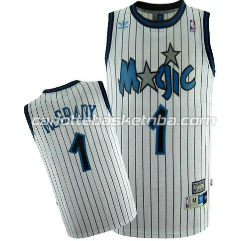 canotta tracy McGrady #1 orlando magic soul bianca