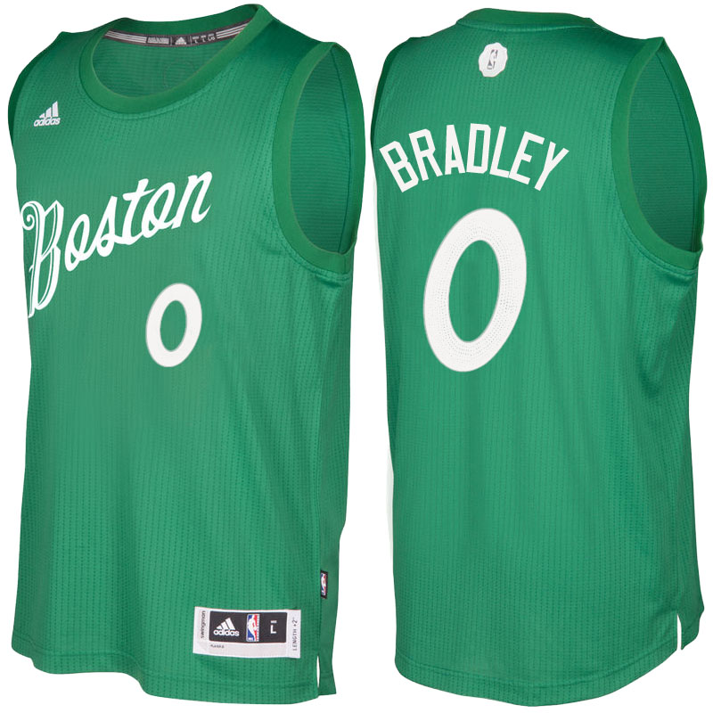 canotte basket NBA Boston Celtics 2016 Avery Bradley 0 Verde