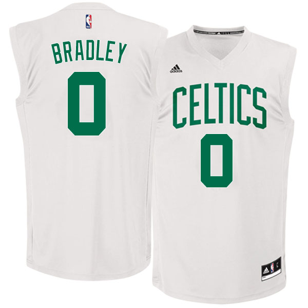 canotte basket NBA Boston Celtics 2016 Avery Bradley 0 bianco