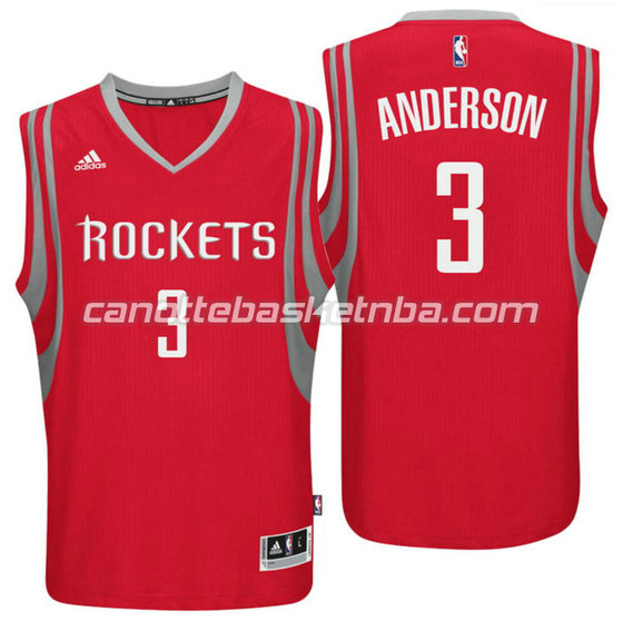 canotta ryan anderson 3 houston rockets 2016 rosso