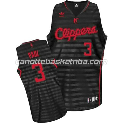 canotta chris paul #3 los angeles clippers moda groove