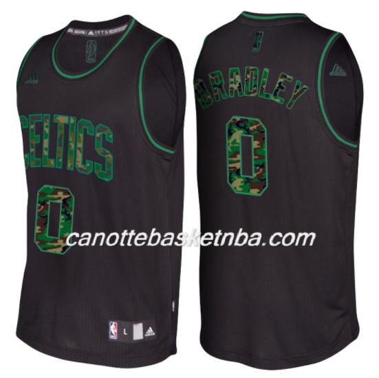 maglia NBA avery bradley 0 boston celtics moda camo nero