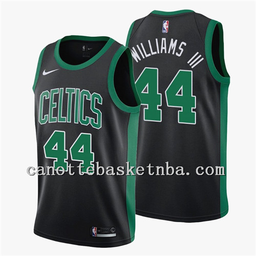 maglia NBA boston celtics 2018-19 robert williams III 44 nero