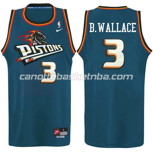 maglia shawne williams #3 detroit pistons alternato
