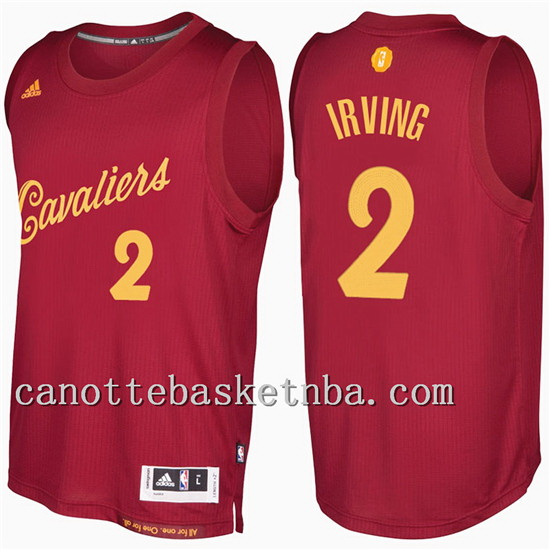 maglia kyrie irving 2 Natale 2016-2017 cleveland cavaliers giorno