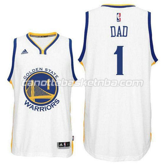 canotta dad logo 1 golden state warriors 2016 bianca