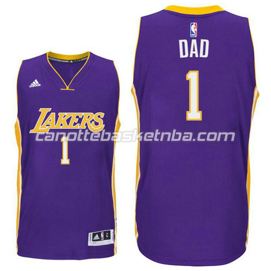 canotte nba los angeles lakers 2016 con dad logo 1 blu 2