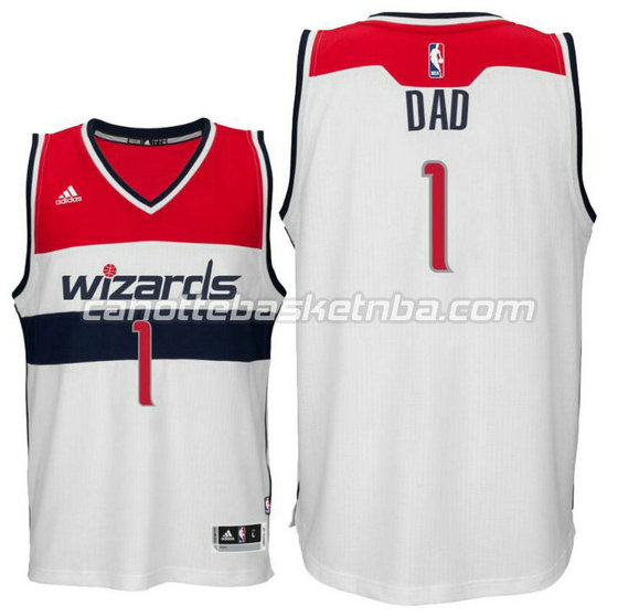 canotta dad logo 1 washington wizards 2015-2016 bianca
