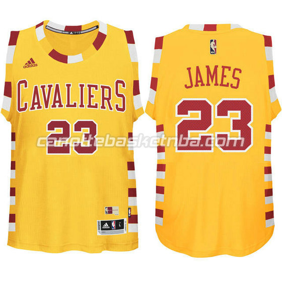 canotte basket bambini cleveland cavaliers LeBron james #23 classico