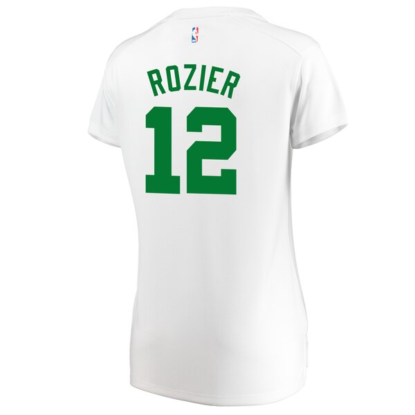 maglie basket donne boston celtics Terry Rozier 12 bianca