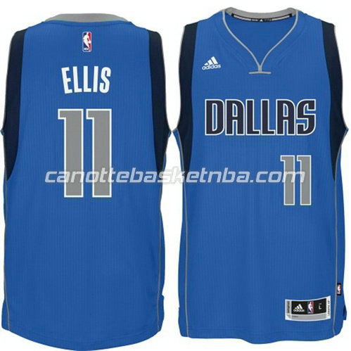 canotta dallas mavericks 2015 con JaVale McGee #11 blu