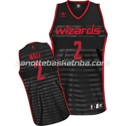 canotta washington wizards con john wall #2 moda groove