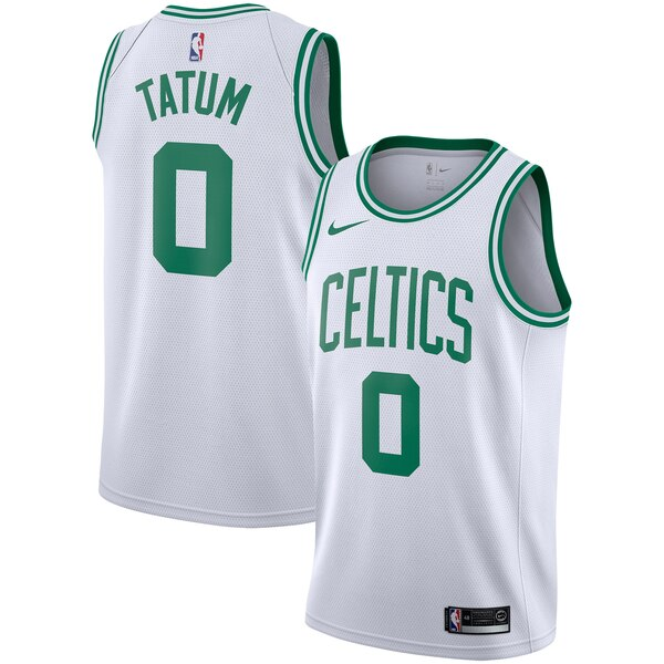 canotta NBA Jayson Tatum 0 2019 boston celtics bianca