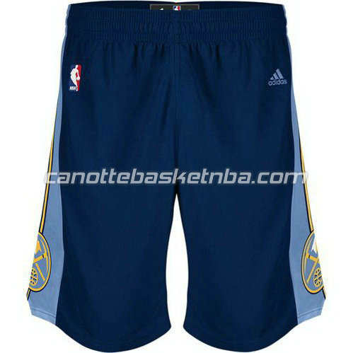 pantaloncini basket denver nuggets revolution 30 navy