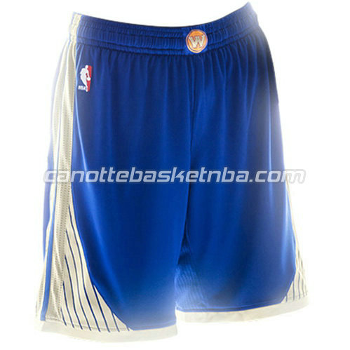 pantaloncini nba golden state warriors natale 2015 blu