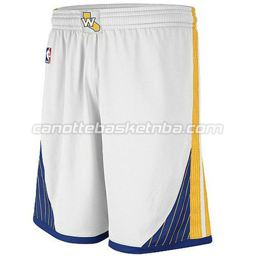 pantaloncini nba golden state warriors swingman bianca