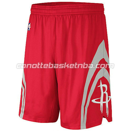 pantaloncini nba houston rockets revolution 30 rosso