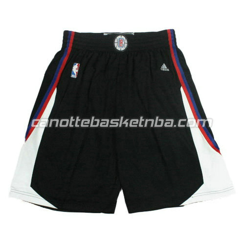 pantaloncini basket los angeles clippers 2015-2016 nero