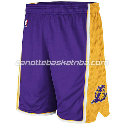 pantaloncini basket nba poco prezzo los angeles lakers blu