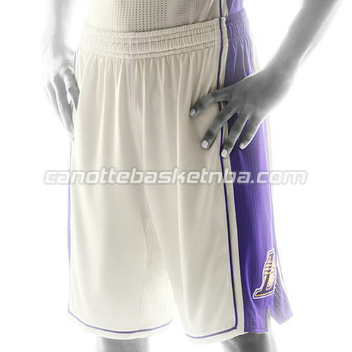 pantaloncini nba los angeles lakers natale 2015 giallo