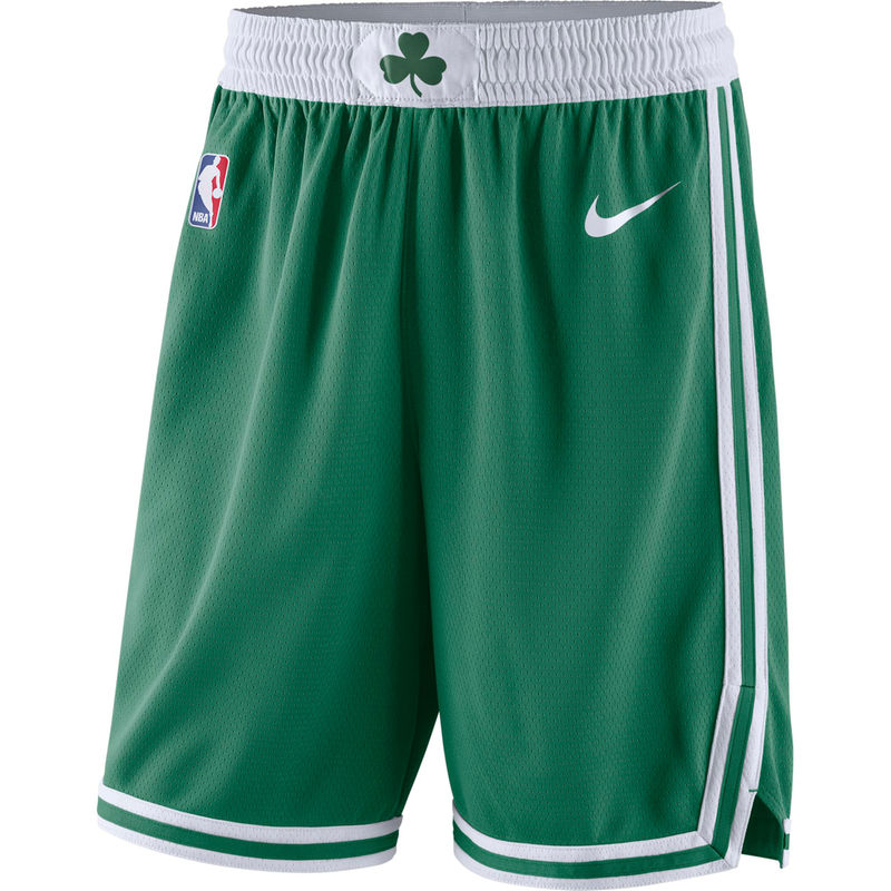 pantaloncini basket nba poco prezzo boston celtics verde