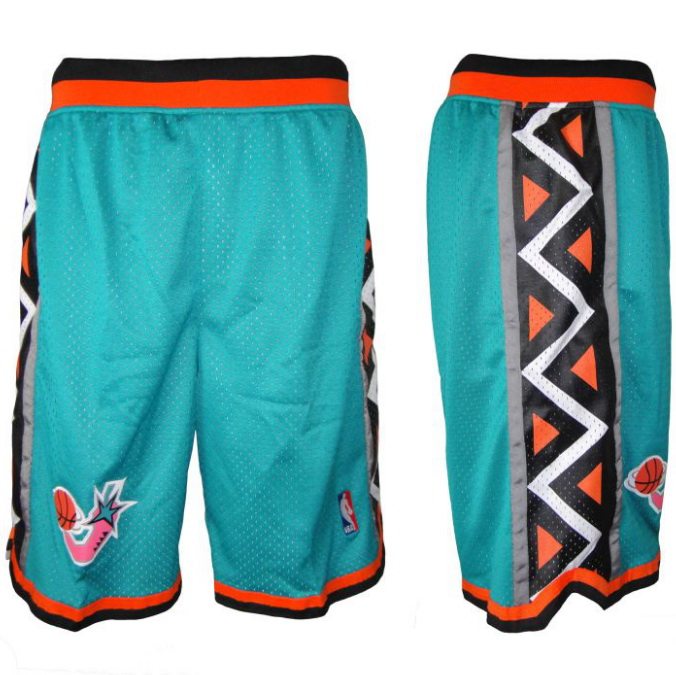pantaloni Nba All Star 1996 Verde